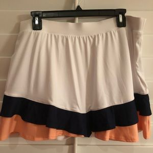 Size XL. Lot of two TAIL tennis skirts NWOT